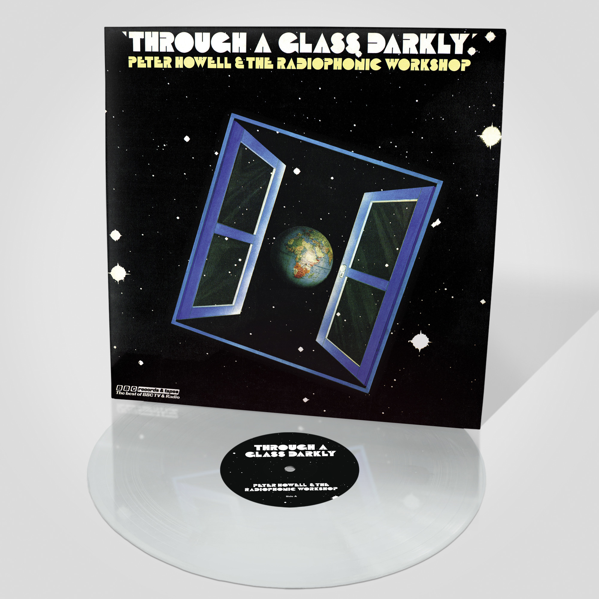 Silva Screen Peter Howell & The Radiophonic Workshop - Through A Glass Darkly (Coloured Vinyl)