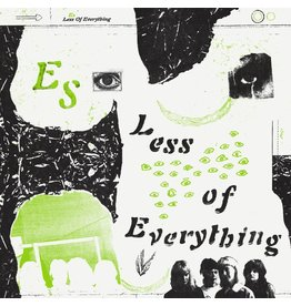 Upset The Rhythm Es - Less Of Everything (Coloured Vinyl)