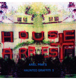 Mexican Summer Ariel Pink's Haunted Graffiti - House Arrest