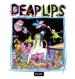 Cooking Vinyl Deap Lips - Deap Lips (Coloured Vinyl)