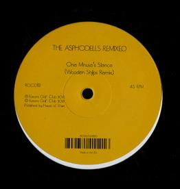 "Rotters Golf Club The Asphodells - Remixed 12"""