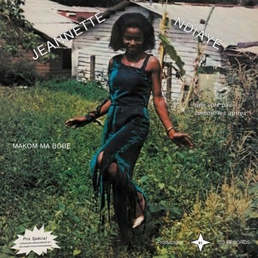 Kalita Records Jeannette N'Diaye - Makom Ma Bobe