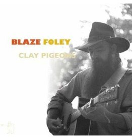 Lost Art Records Blaze Foley - Clay Pigeons