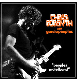 Algorithm Free Chris Forsyth with Garcia Peoples - Peoples Motel Band