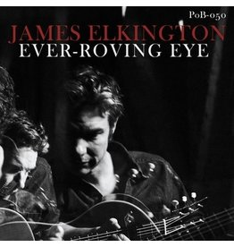 Paradise Of Bachelors James Elkington - Ever-Roving Eye (Coloured Vinyl)