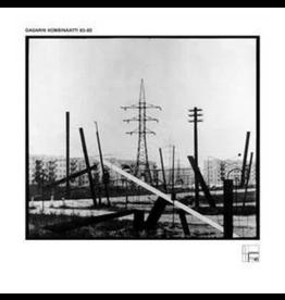 Sähkö Recordings Gagarin Kombinaatti - 83-85