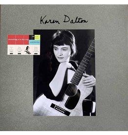 Megaphone Karen Dalton - Recording is the Trip - The Karen Dalton Archives