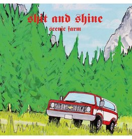 Rock Is Hell Shit & Shine - Scenic Farm (Coloured Vinyl)