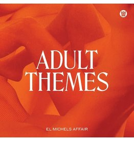 Big Crown El Michels Affair - Adult Themes (Coloured Vinyl)