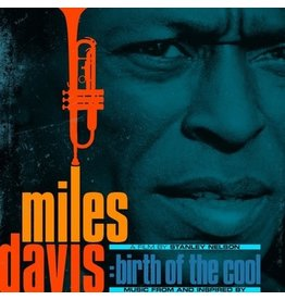 Sony Music Entertainment Miles Davis - Birth of the Cool: Music From and Inspired By