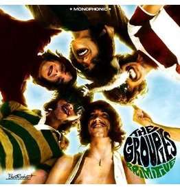 Sundazed Records The Groupies - Primitive (Coloured Vinyl)