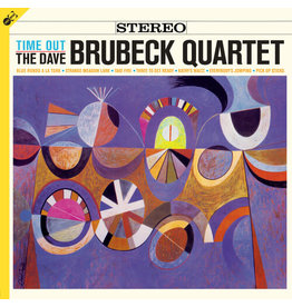 Groove Replica Dave Brubeck - Time Out