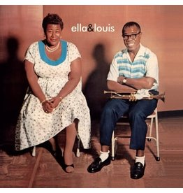 Groove Replica Ella Fitzgerald and Louis Armstrong - Ella and Louis