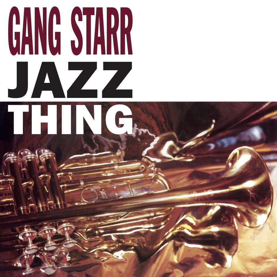 Mr Bongo Gang Starr - Jazz Thing (Coloured Vinyl)