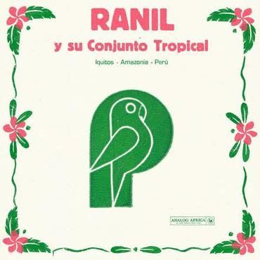 Analog Africa Ranil - Ranil Y Su Conjunto Tropical