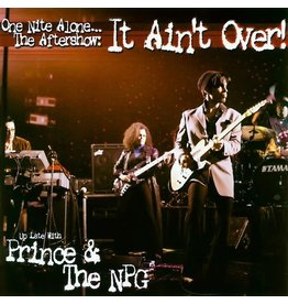 Legacy Prince - One Nite Alone… The Aftershow: It Ain't Over! (Coloured Vinyl)