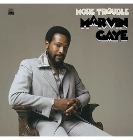 Island Records Marvin Gaye - More Trouble