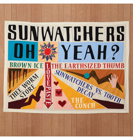 Trouble In Mind Sunwatchers - Oh Yeah? (Coloured Vinyl)