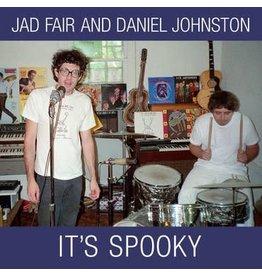 Joyful Noise Recordings Jad Fair And Daniel Johnston - It's Spooky