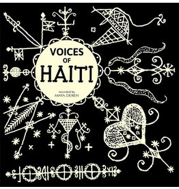 Fantome Phonographique Maya Deren - Voices Of Haiti