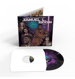 Enter The Jungle Ezra Collective - Samuel L.Riddim / Dark Side Riddim
