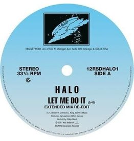 Expansion Records Halo - Let Me Do It / Life