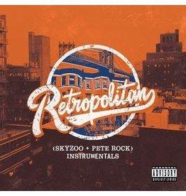 Mello Music Group Skyzoo & Pete Rock - Retropolitan (Instrumentals)