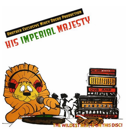 Music On Vinyl Mikey Dread - His Imperial Majesty