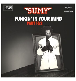 Music On Vinyl Sumy - Funkin' In Your Mind