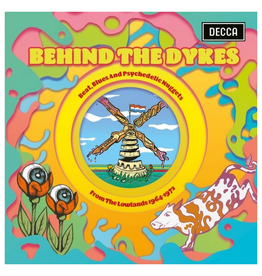Record Store Day Various - Behind The Dykes: Beat, Blues And Psychedelic Nuggets From Lowlands 1964-72
