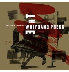4AD The Wolfgang Press - Unremembered, Remembered
