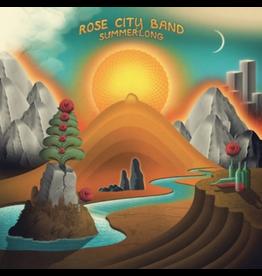 Thrill Jockey Rose City Band - Summerlong (Clear Vinyl)