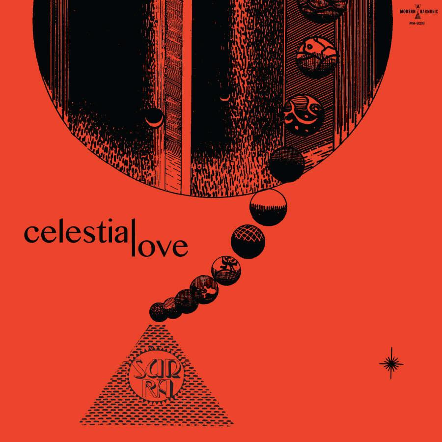 Sundazed Records Sun Ra - Celestial Love