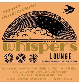 Numero Group Various - Whispers Lounge