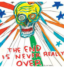 Feraltone Daniel Johnston - The End is Never Really Over (Medium Shirt)