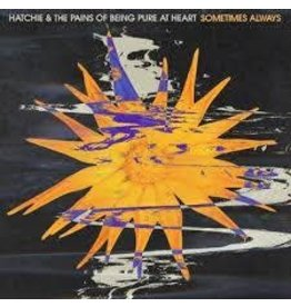 Heavenly Recordings Hatchie & The Pains of Being Pure at Heart - Sometimes Always