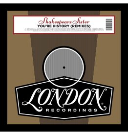 London Records Shakespears Sister - You're History