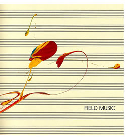 Memphis Industries Field Music - Field Music (Measure)