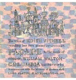 Moochin' About Edith Sitwell / William Walton - Façade