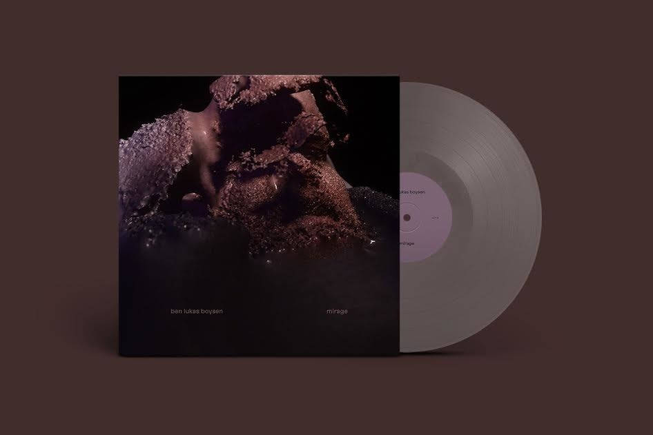 Erased Tapes Ben Lukas Boysen - Mirage (Coloured Vinyl)