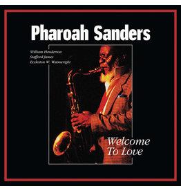 Tidal Waves Music Pharoah Sanders - Welcome To Love