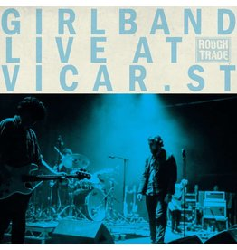 Rough Trade Records Girl Band - Vicar Street Live
