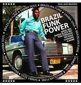 Soul Jazz Records Soul Jazz Records Presents - Brazil Funk Power - Brazilian Funk & Samba Soul