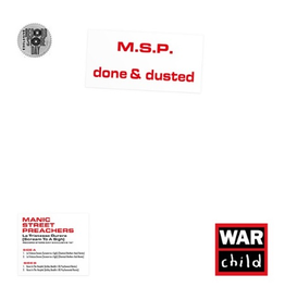 CMG Manic Street Preachers - Done & Dusted - La Tristesse Durera