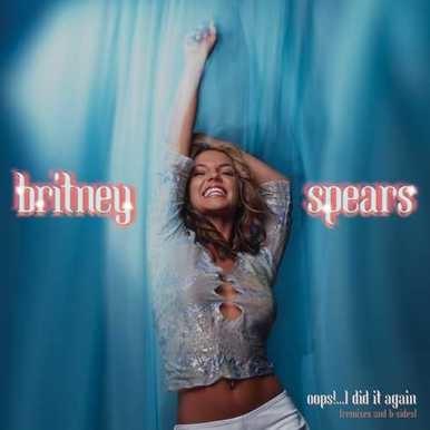Legacy Britney Spears - Oops!... I Did It Again