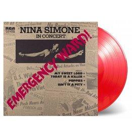Music On Vinyl Nina Simone - Emergency Ward (Coloured Vinyl)