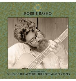 Tompkins Square Robbie Basho - Selection From The Songs Of Avatars