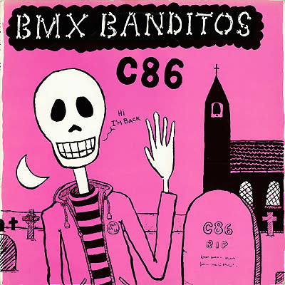 Glass Modern BMX Bandits - C86