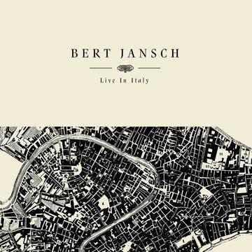 Earth Recordings Bert Jansch - Live In Italy