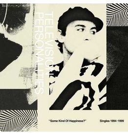 Fire Records Television Personalities - Some Kind of Happiness?: Singles 1994-1999